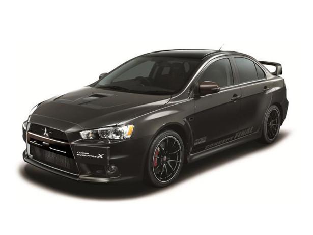 Mitsubishi Lancer Evolution 2015