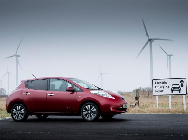 Nissan Leaf 2015 Фото 05