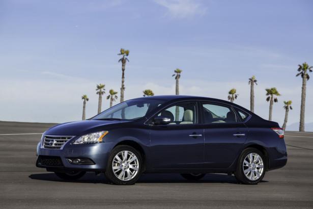 Nissan Sentra 2015 США Фото 02