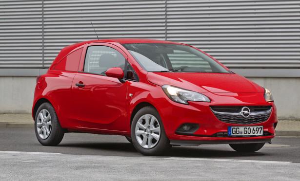 Opel Corsavan 2015 Фото 02