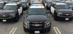 Полицейский Chevrolet Tahoe PPV 2015 Фото 01