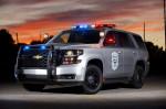 Полицейский Chevrolet Tahoe PPV 2015 Фото 05