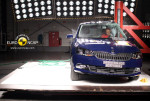 Skoda Fabia Краш тест Euro NCAP 2015 Фото 2