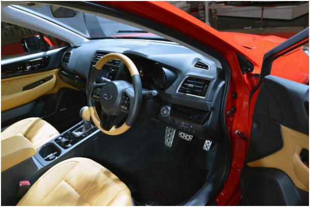Subaru Legacy и Levorg 3
