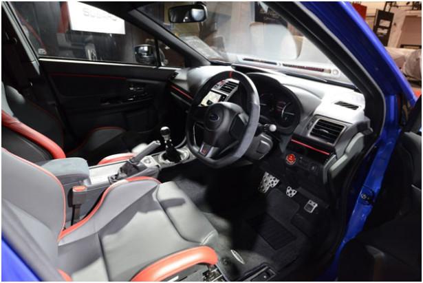 Subaru Legacy и Levorg 6