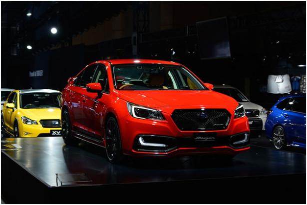 Subaru Legacy и Levorg