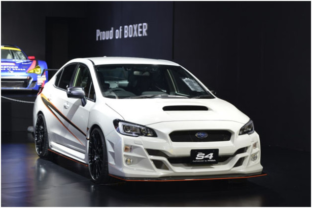 Subaru Legacy и Levorg 7