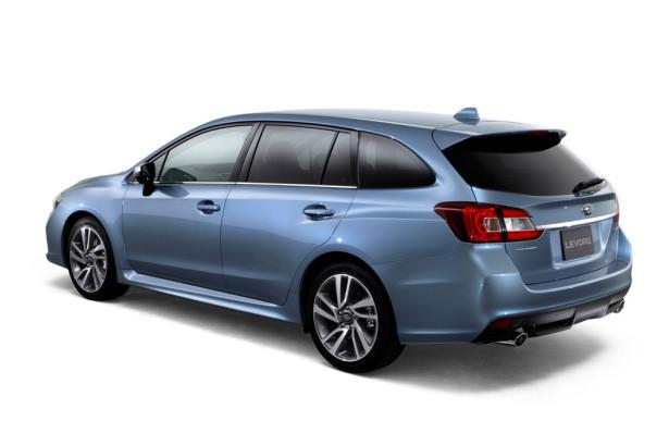 Subaru UK Levorg 2015 1