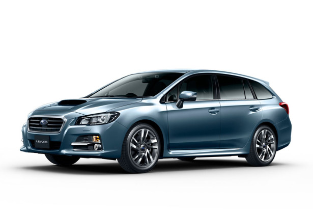 Subaru UK Levorg 2015