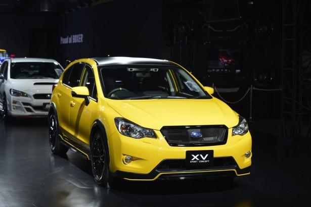 Subaru XV Sport 2015 Фото 01
