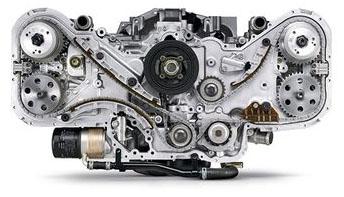 Subaru отказаться от шестицилиндровых двигателей