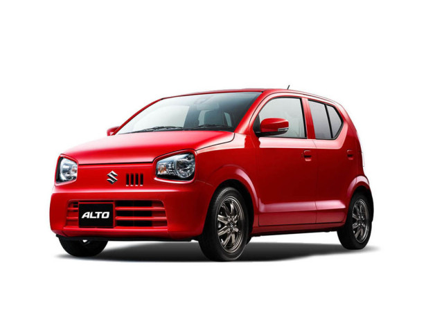 Suzuki Alto 2015 Фото 04