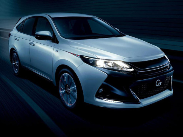 Toyota Harrier Elegance Gs 2015 Фото 02
