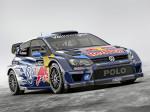 Volkswagen Polo R WRC 2015 Фото 03