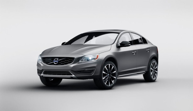 Volvo S60 Cross Country 2015 Фото 03