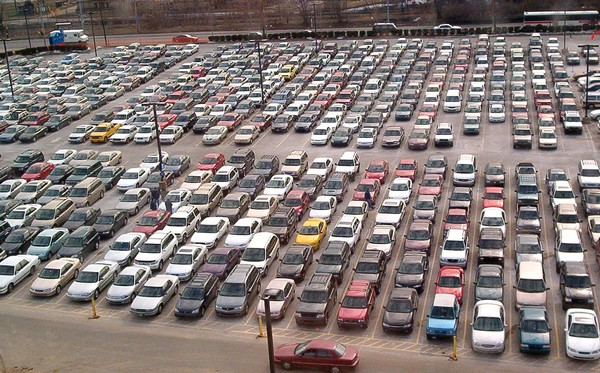 авто рынок