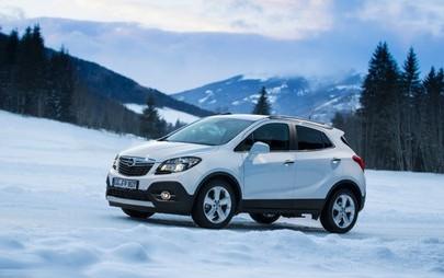 новые Opel Mokka