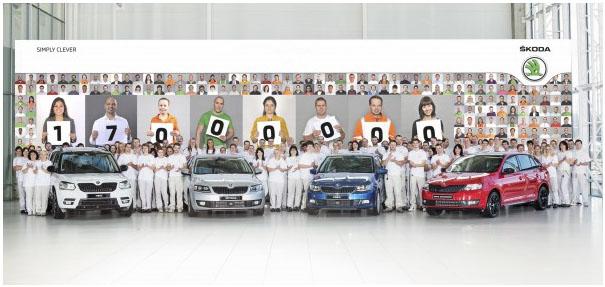 17-миллионный автомобиль