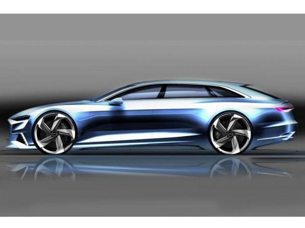 Audi A9 Фото 01