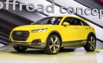 Audi-TT Offroad Concept 2015 Фото 18