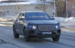 Bentley Bentayga 2016 Фото 01