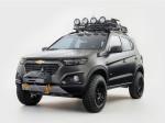 Chevrolet Niva концепт 2015 Фото 9