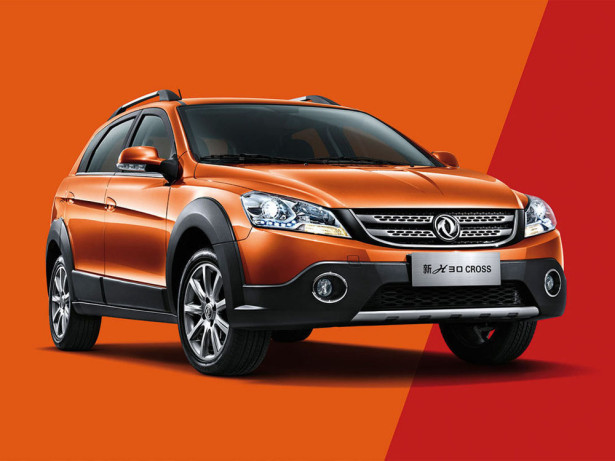 Dongfeng S3 Cross
