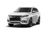 Mitsubishi Outlander PHEV Concept Фото 01