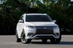 Mitsubishi Outlander PHEV Concept Фото 03