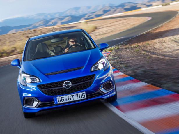 Opel Corsa OPC 2015  Фото 08