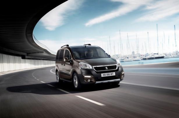 Peugeot Partner 2015 Фото 8