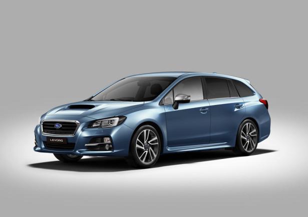 Subaru Levorg 1 2015