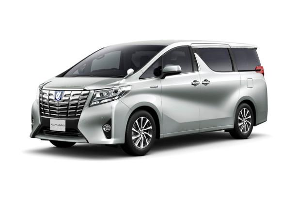 Toyota Alphard 2015 1