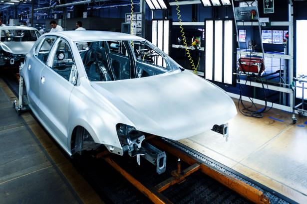 VW-Polo-завод Тайланд