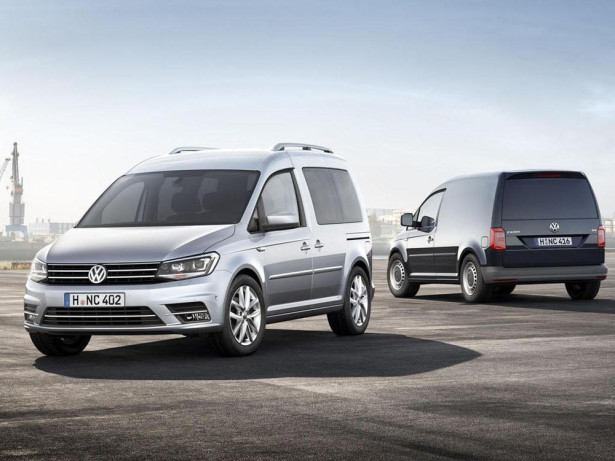 Volkswagen Caddy 2015 Фото 15