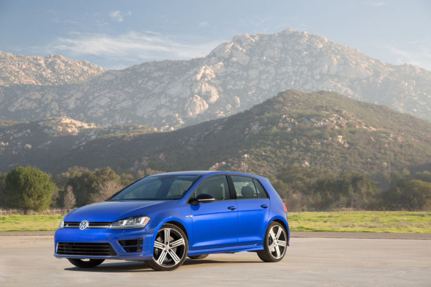 Volkswagen Golf R 2015 Фото 47