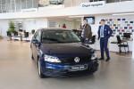 Презентация обновленного Volkswagen Jetta 2015 в Волгограде