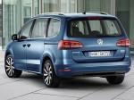 Volkswagen Sharan 2015 Фото 06