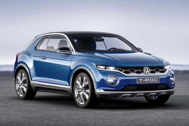 Volkswagen T-ROC 2015 Фото 01