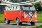 Volkswagen Type 2 Samba Microbus 1955 Фото 07