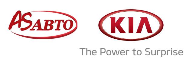логотип киа и асавто