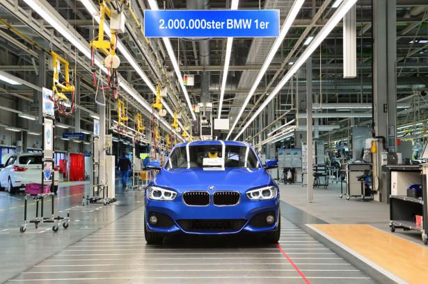 2 миллиона BMW-1-Series