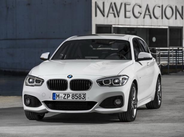 BMW 1 Series 2015 фото 01