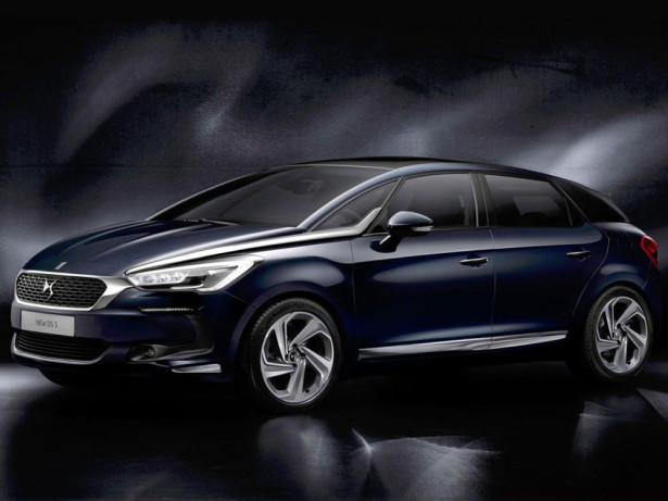 DS5 New 2015 Фото 05