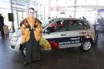 Презентация нового хэтчбека Datsun mi-Do от компании Арконт в Волгограде