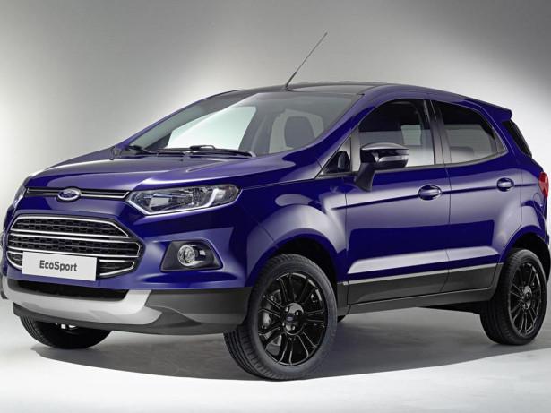 Ford EcoSport 2015 Фото 01