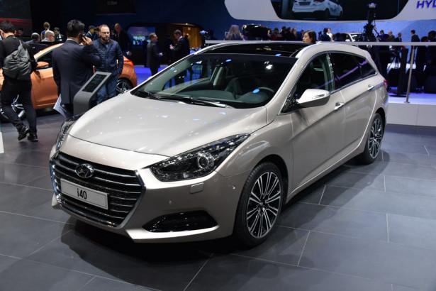 Hyundai i40 2015 фото 01