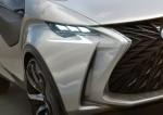 Lexus LF-SA 2015 Концепт Фото 06