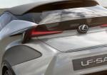 Lexus LF-SA 2015 Концепт Фото 07