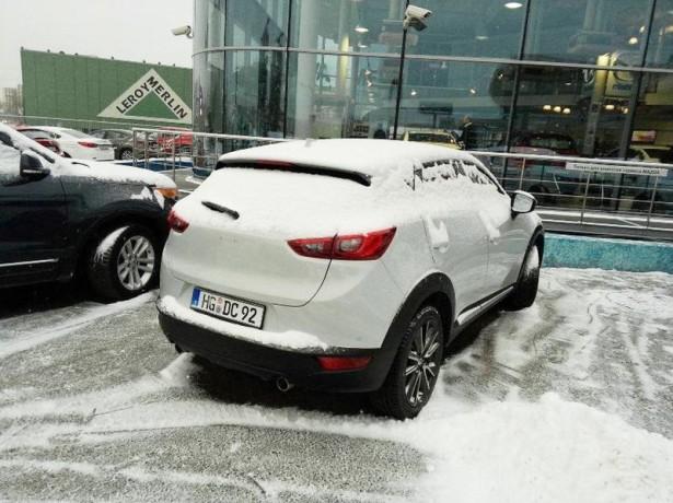 Mazda CX-3 2016 москва 1